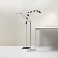 Design House Stockholm Link floor lamp by Peter Stathis