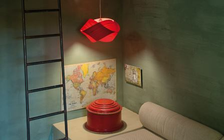 LZF Nuts design light pendant
